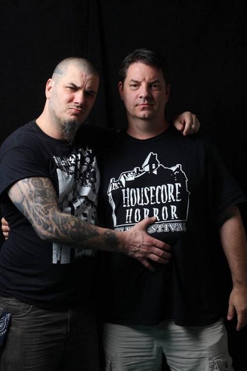 Phil Anselmo & Corey Mitchell