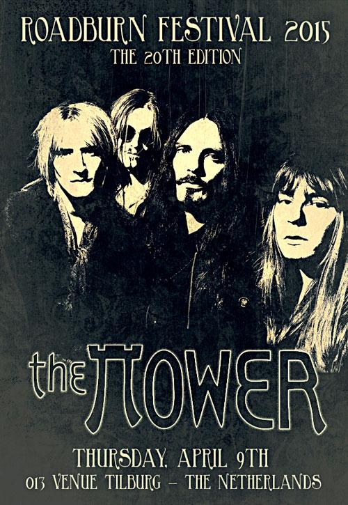 Roadburn 2015 - The Tower