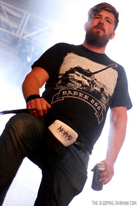 Damnation 2015 - Raging Speedhorn