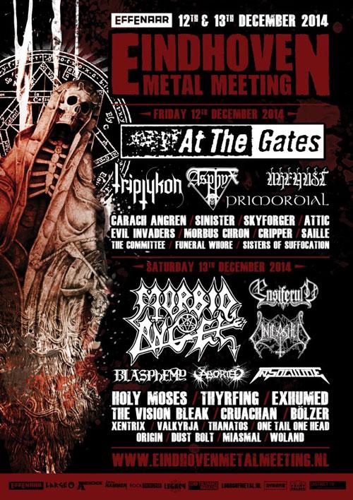 Eindhoven Metal Meeting 2014