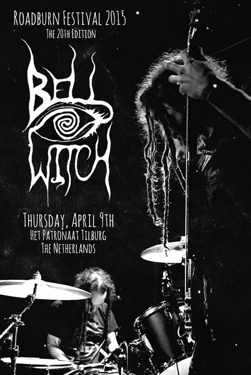 Roadburn 2015 - Bell Witch