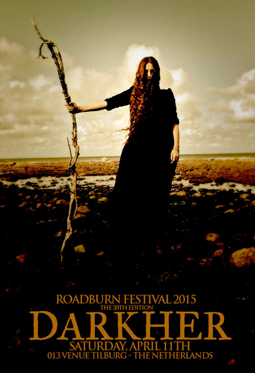 Roadburn 2015 - Darkher