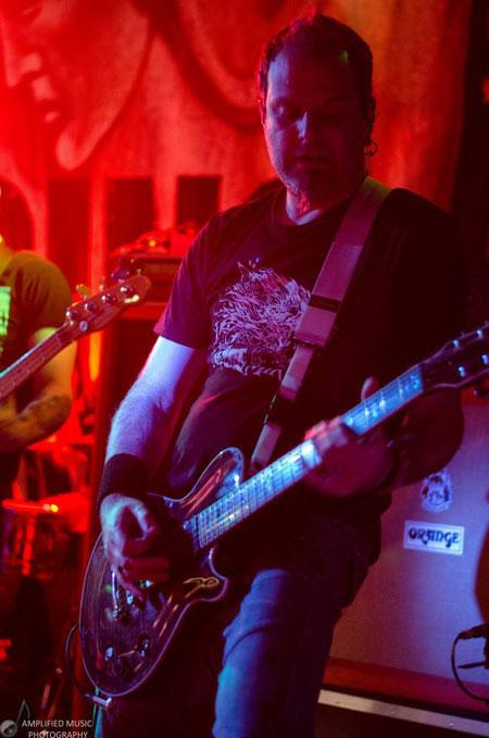 Raging Speedhorn @ Ivory Blacks, Glasgow 05/10/2014 - Photo by Simon Anger