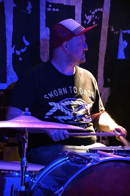 Raging Speedhorn @ Birmingham, Academy 3 08/12/2014 - Photo by Emma Sainsbury