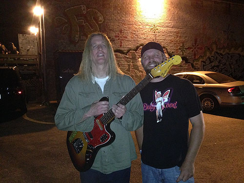 Drew Fulton & Scott Hill
