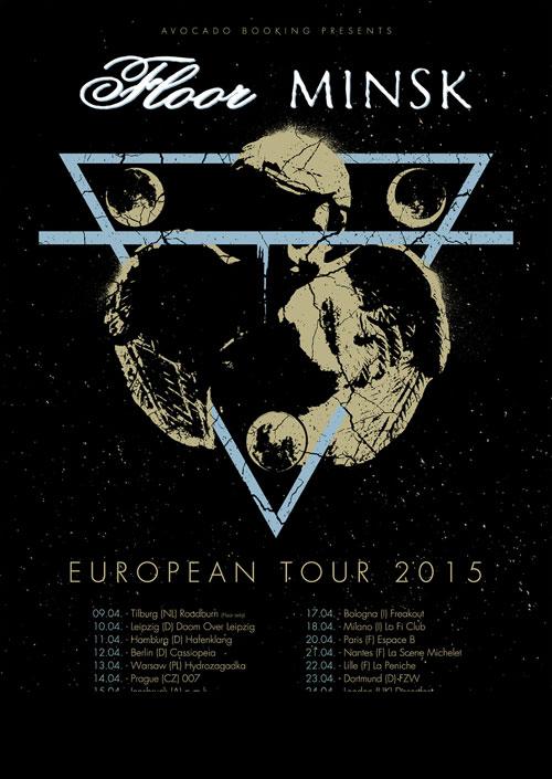 Floor / Minsk - Euro Tour 2015