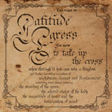 Latitude Egress 'To Take Up The Cross'
