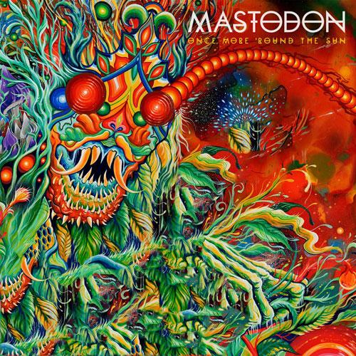 Mastodon 'Once More Round The Sun' Artwork