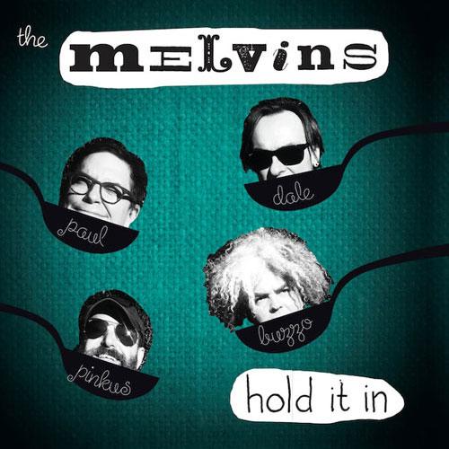 Melvins 'Hold It In' Artwork