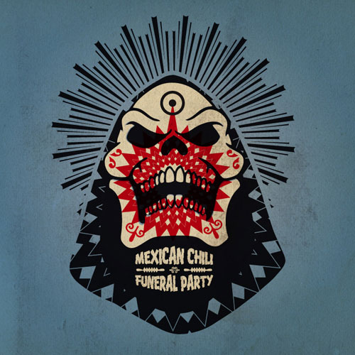 Mexican Chili Funeral Party - S/T Artwork