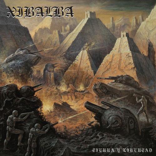 Xibalba 'Tierra Y Libertad' Artwork