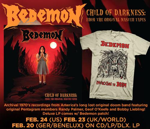 Bedemon 'Child Of Darkness'