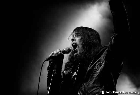 Monster Magnet @ Effenaar, Eindhoven 18/12/2015 - Photo by Patrick Spruytenburg