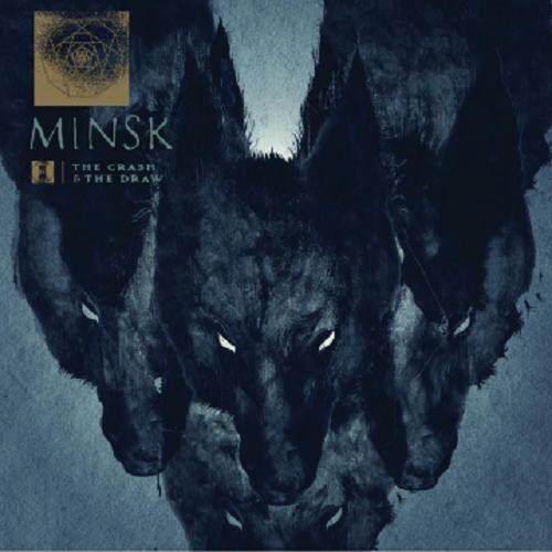 "Minsk ""The Crash and The Draw"" album artwork"