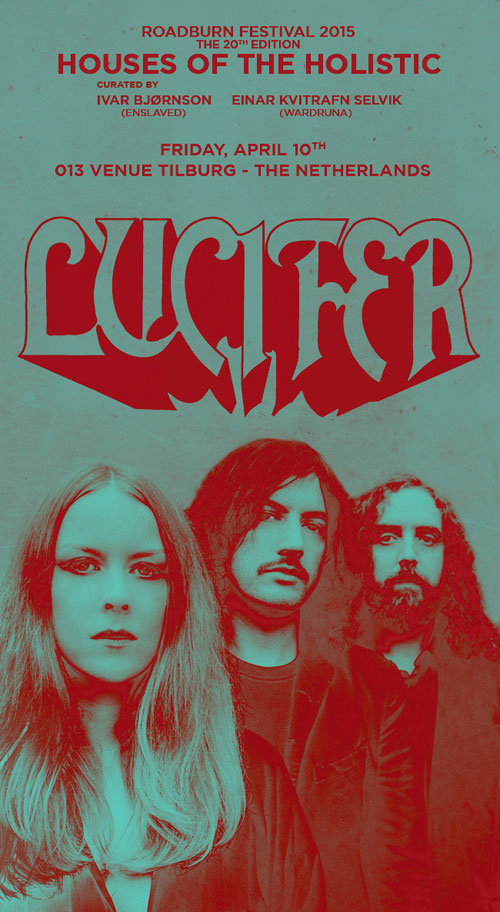 Roadburn 2015 - Lucifer