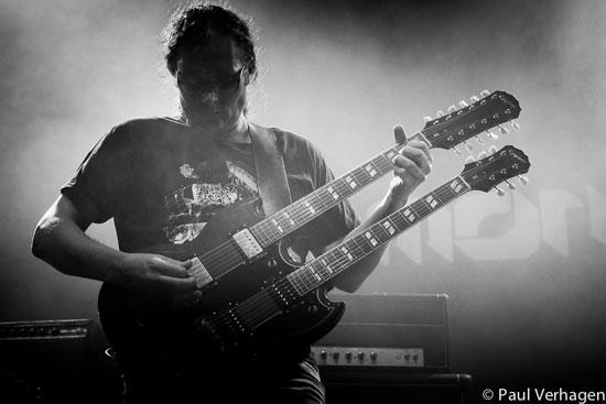 Monomyth @ Up In Smoke, O13, Tilburg 12/03/2015 - Photo Review by Paul Verhagen