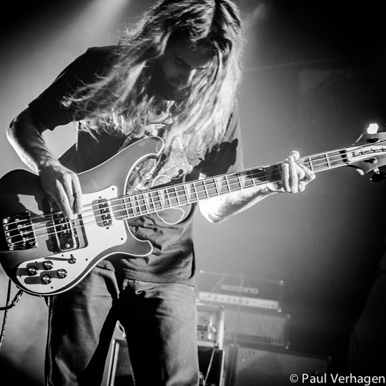 Radio Moscow @ Up In Smoke, O13, Tilburg 12/03/2015 - Photo Review by Paul Verhagen