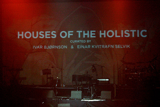 Houses Of The Holistic - Roadburn 2015