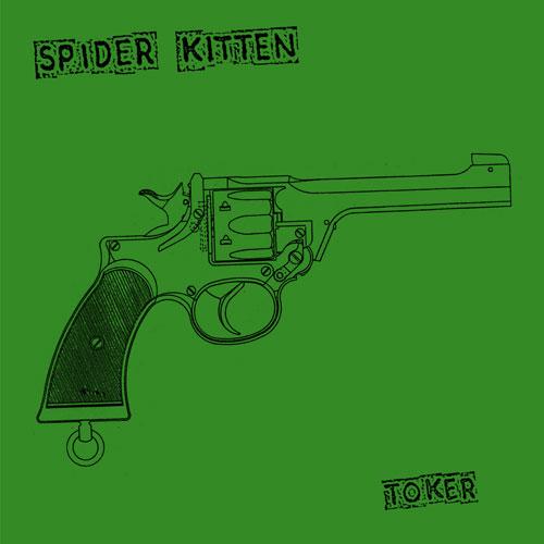 Spider Kitten 'Toker' Artwork