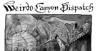 Weirdo Canyon Dispatch – Roadburn 2015 Daily Fanzine - Thursday