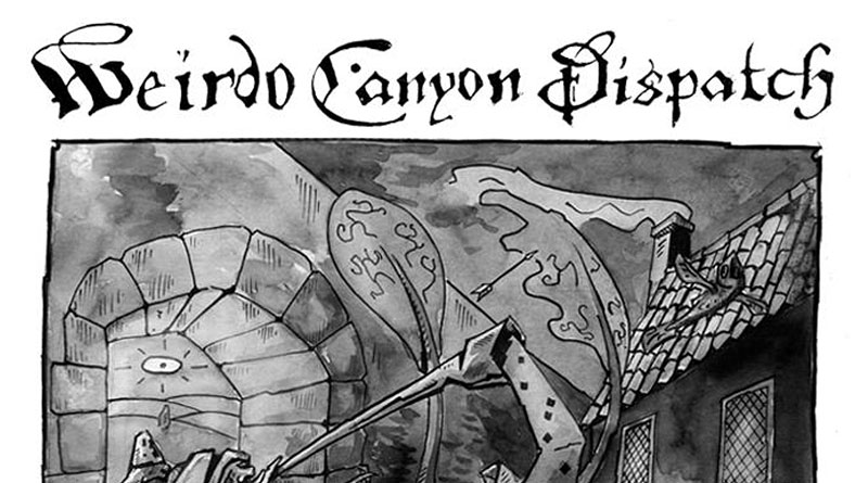 Weirdo Canyon Dispatch – Roadburn 2015 Daily Fanzine - Thursday