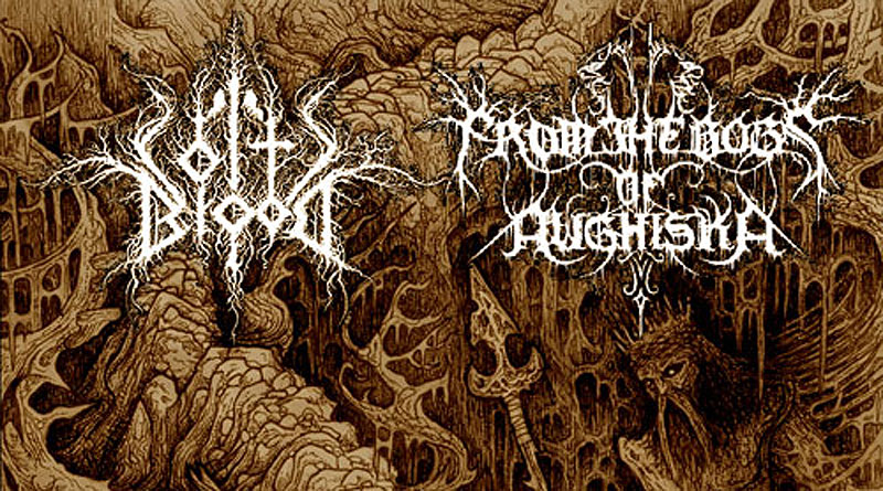 Coltsblood / From The Bogs Of Aughiska - UK Tour 2015