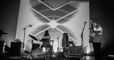 Moon Duo @ Eindhoven Psych Lab 2015