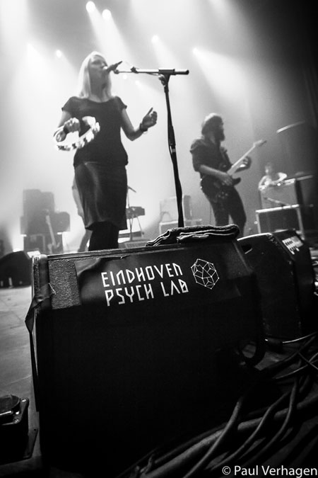 Eindhoven Psych Lab 2015 - The Limiñanas - Photo by Paul Verhagen
