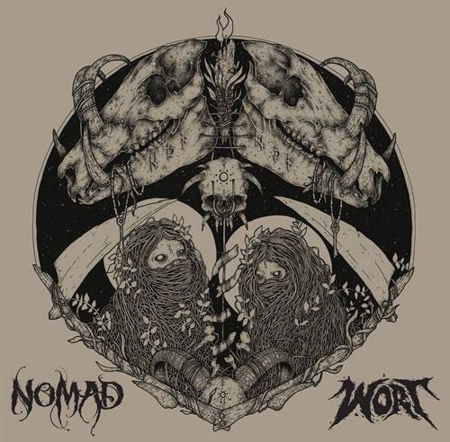 Nomad & Wort - Split Artwork