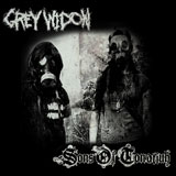 Grey Widow / Sons Of Tonatiuh - Split