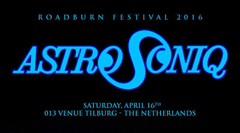 Roadburn 2016 Astrosoniq