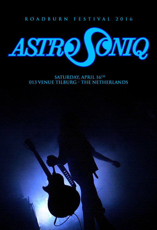 Roadburn 2016 - Astrosoniq