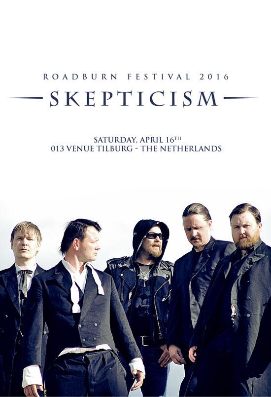 Roadburn 2016 - Skepticism