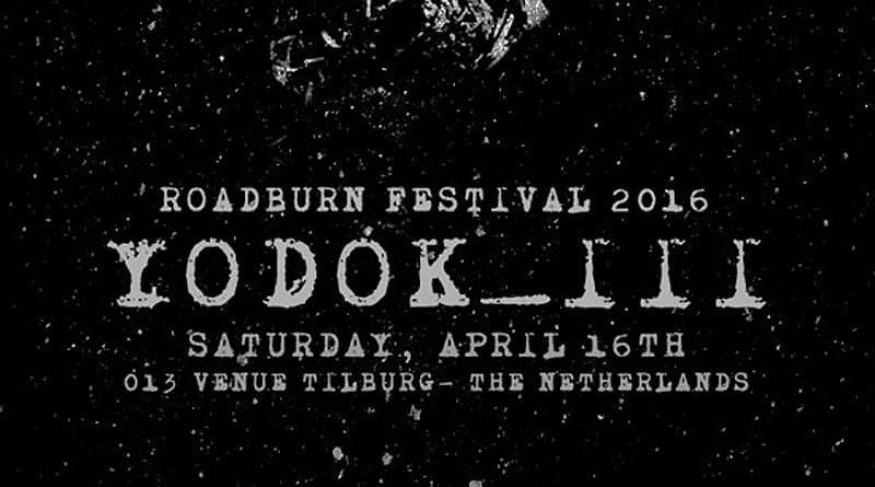 Roadburn Festival 2016 Yodok III