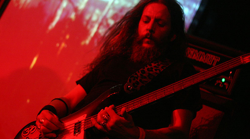 Ufomammut @ Soup Kitchen, Manchester 08/10/2015