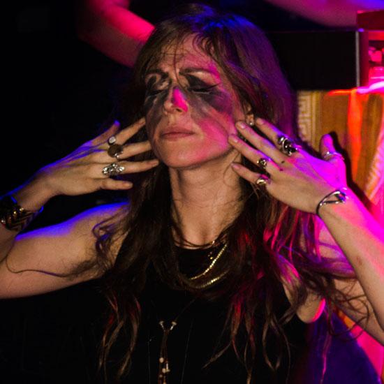 Jex Thoth @ Islington Academy, London 09/10/2015