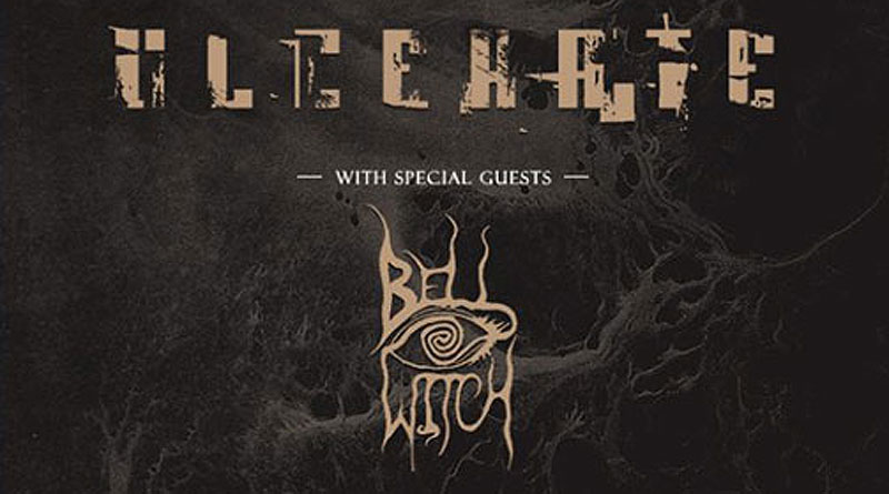 Ulcerate / Bell Witch / Ageless Oblivion
