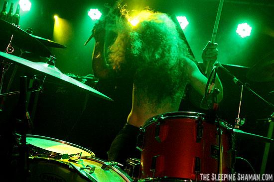 Satan's Satyrs @ Sound Control, Manchester 08/11/2015