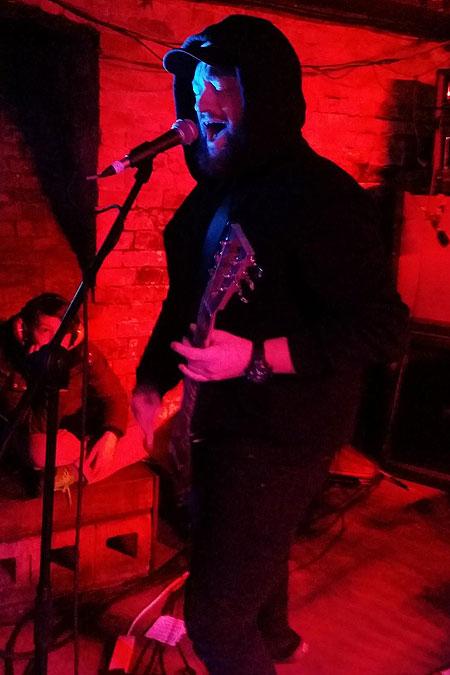 Conan @ Bloodcult Reformed, Birmingham 21/11/2015