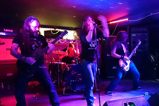 Serpent Venom @ Bloodcult Reformed, Birmingham 21/11/2015