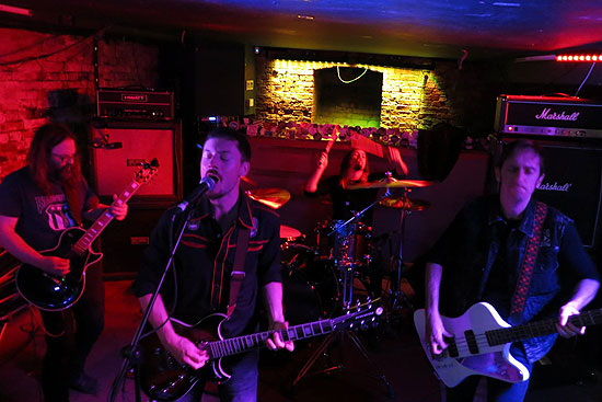The Wounded Kings @ Bloodcult Reformed, Birmingham 21/11/2015
