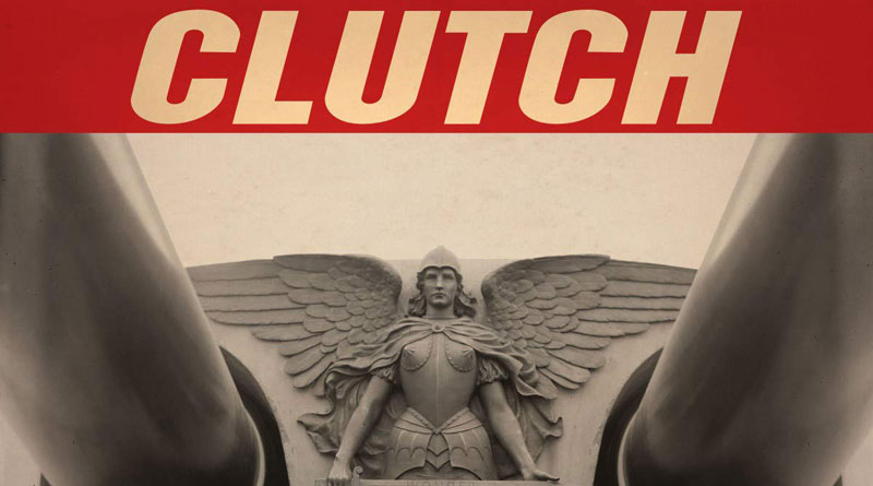 Clutch 'Psychic Warfare'