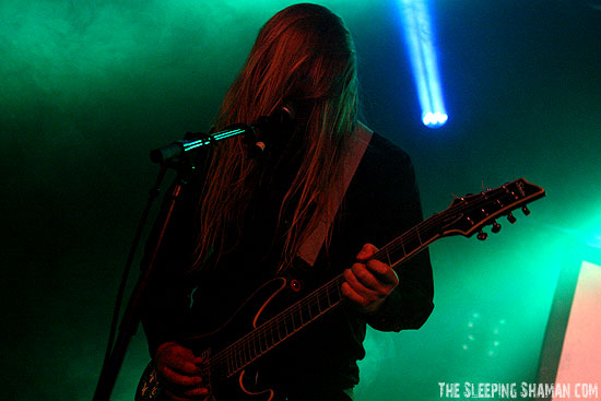 Damnation Festival 2015 - Crown