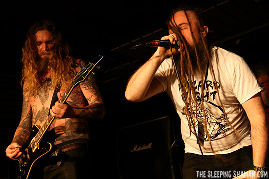 Damnation Festival 2015 - Sea Bastard
