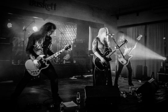 Alunah @ Malta Doom Metal Festival 2015 Day 1 – Photo by Justina Lukosiute
