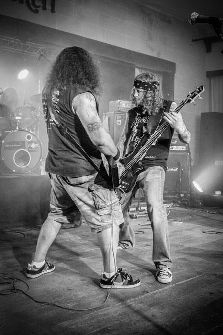 Arkham Witch @ Malta Doom Metal Festival 2015 Day 1 – Photo by Justina Lukosiute