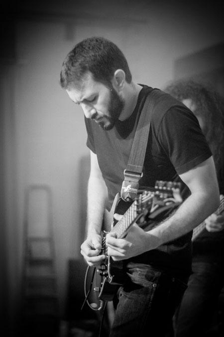 Doomocracy @ Malta Doom Metal Festival 2015 Day 1 – Photo by Justina Lukosiute