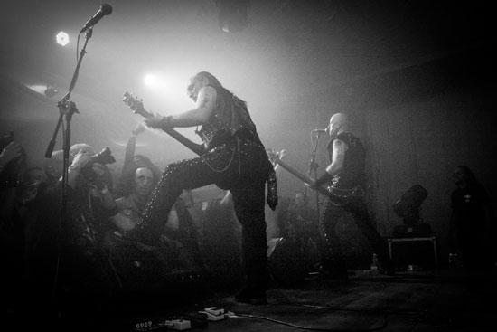 Venom Inc. @ Malta Doom Metal Festival 2015 Day 1 – Photo by Justina Lukosiute