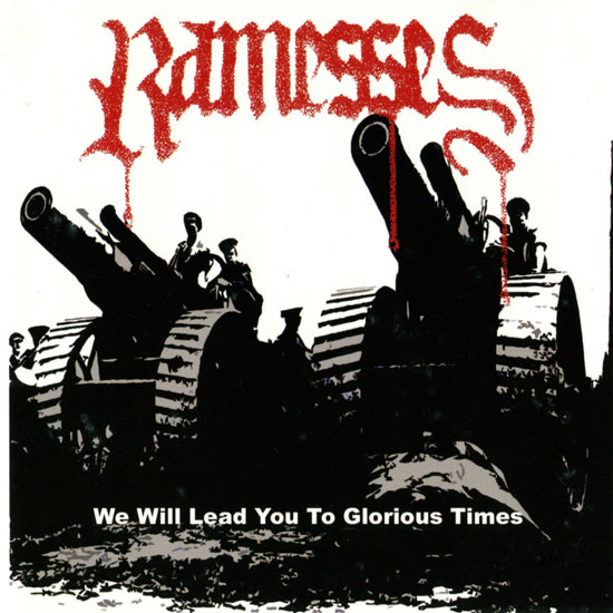 Ramesses 'We Will Lead You To Glorious Times' Artwork