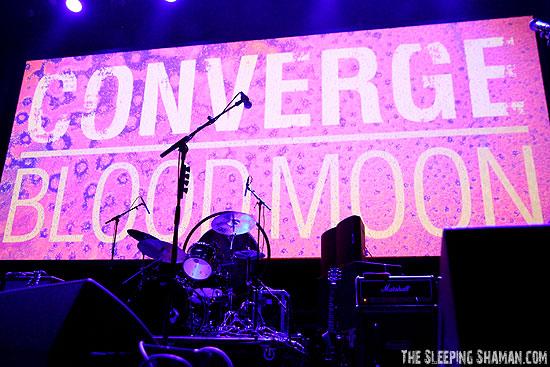 Converge 'Blood Moon' Roadburn 2016